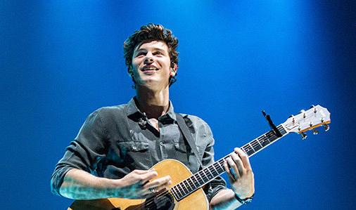 Shawn Mendes Brussels