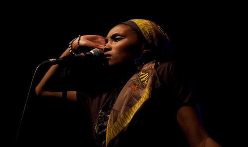 Imany Moscow
