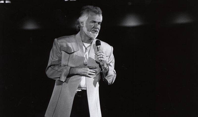 Kenny Rogers Amsterdam