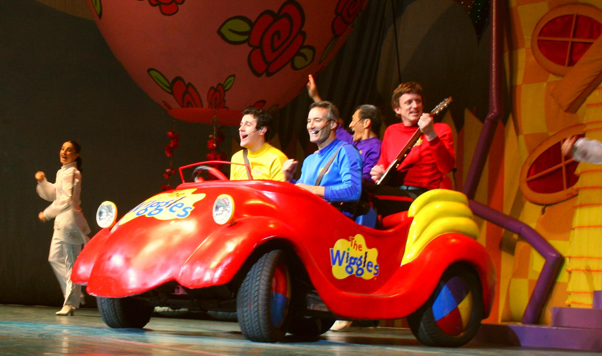 The Wiggles Wollongong
