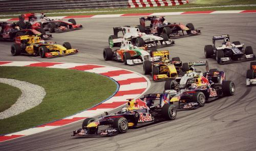 Weekend Pass - F1 Germany
