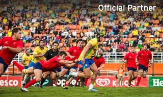 Brasil x Chile - Americas Rugby Championship