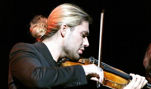 David Garrett Cologne