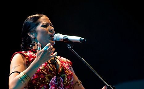Lila Downs Mexico