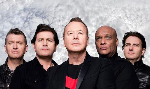 Simple Minds and The B-52s