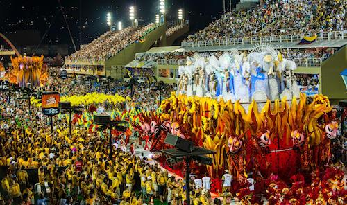 Carnival Rio - Saturday