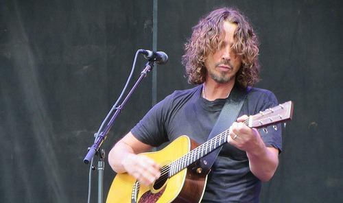 Chris Cornell Chile