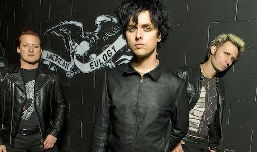 Green Day Paris