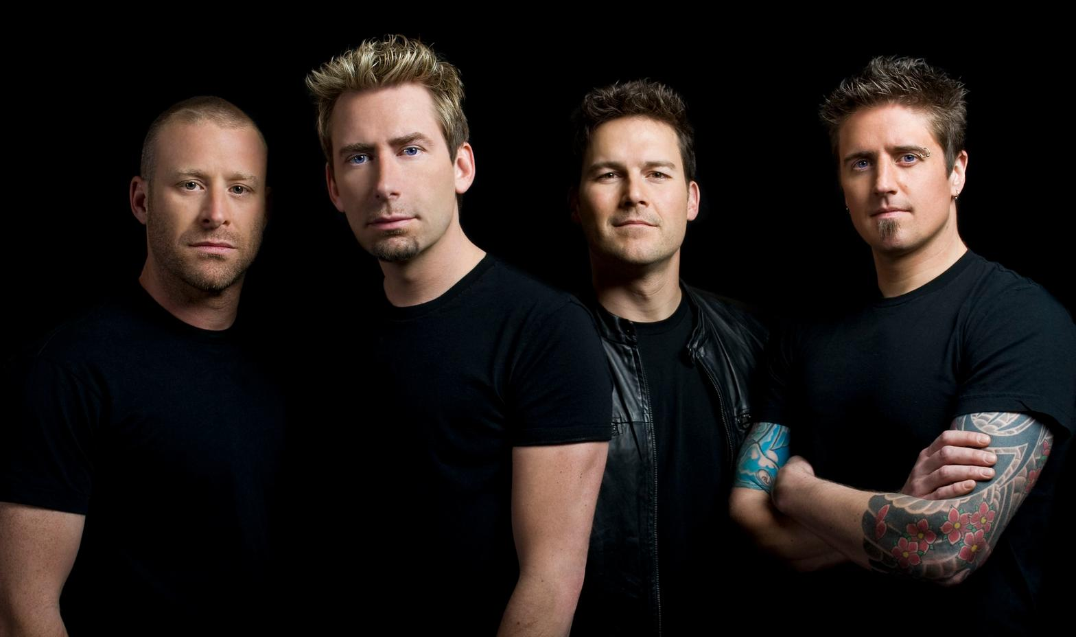 Nickelback Cologne