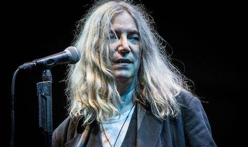 Patti Smith Sydney