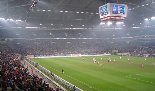 Schalke 04 - Hertha Berlin
