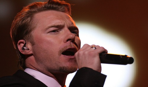 Ronan Keating Newcastle
