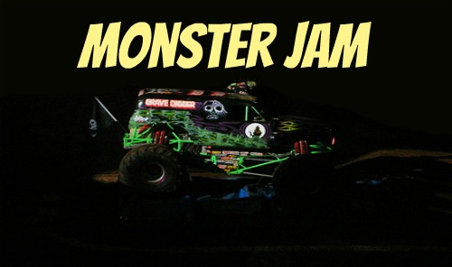 Monster Jam Mexico