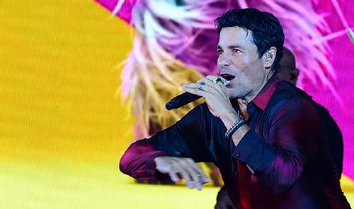 Chayanne Mexico dreamstate mexico 2017