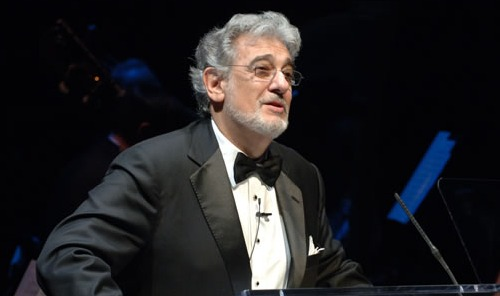 Placido Domingo Verona