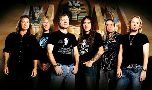 Iron Maiden 2013 Chile