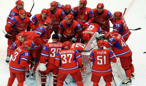Russia Ice hockey