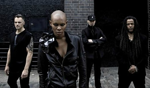 Skunk Anansie Cracow