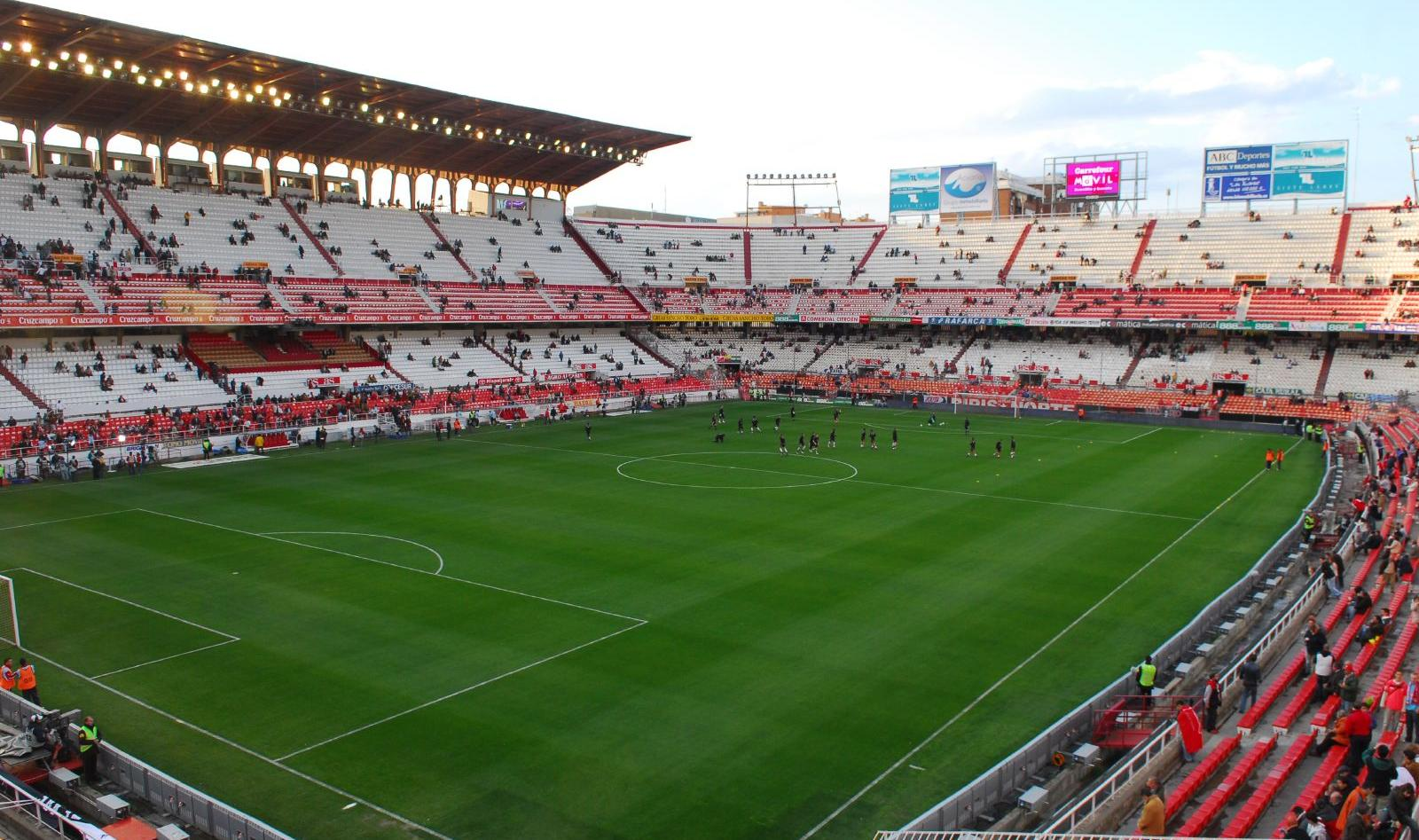 Sevilla v Atletico Madrid