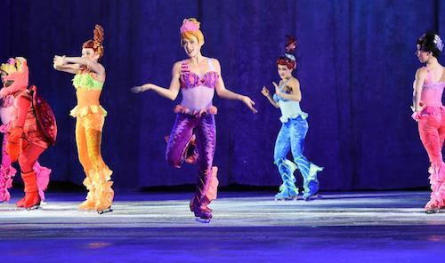 Disney On Ice Dare to Dream Calgary куртка кожаная diesel diesel di303emlhh05