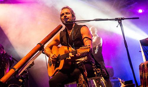 Xavier Rudd London xavier rudd nepean