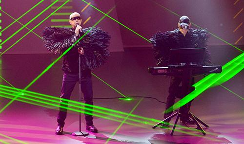 Pet Shop Boys Chile