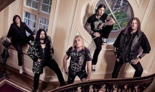 Helloween Night Chile - Helloween + Kreator + Arch Enemy lollapalooza chile 2019 saturday