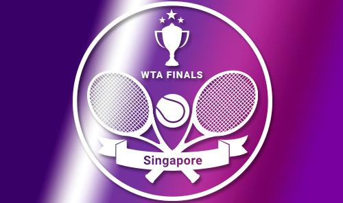 WTA Finals Singapore: Session 6