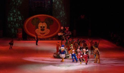 Disney on Ice Monterrey