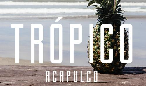 Trópico Acapulco 2016 One Day Pass - Domingo