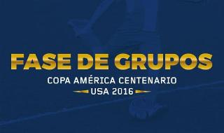 Group Stage - Copa America