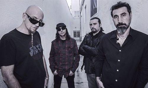 System of a Down Colombia