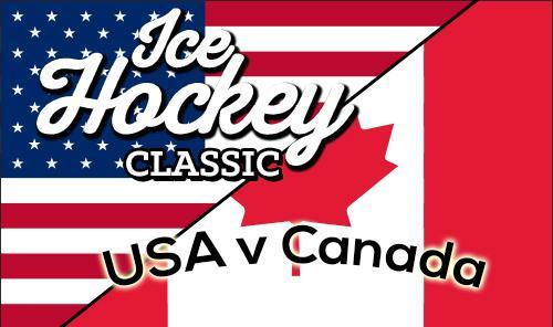 Ice Hockey Classic - USA v Canada Melbourne