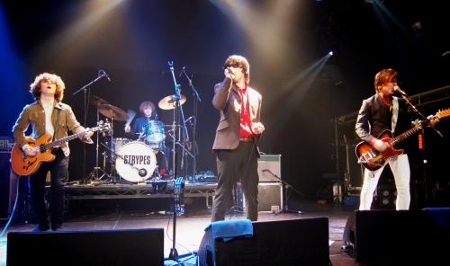 The Strypes Chile