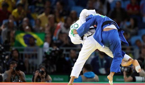 Judo Men's 100 kg - Women's 78 kg Olympic Games Rio 2016