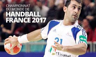 Qatar - Egypt  IHF Men's Handball World Championship 2017