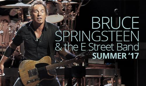 Bruce Springsteen Hanging Rock