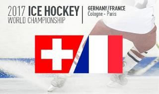 Ice Hockey World Cup 2017  - Switzerland vs France