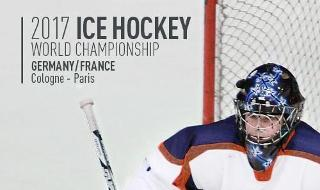 Ice Hockey World Cup 2017 - France vs Slovenia