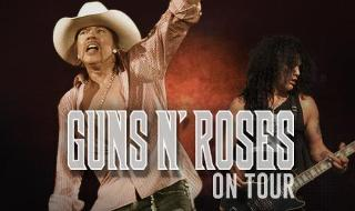 Guns N' Roses Madrid