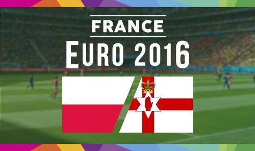 Poland v Northern Ireland - Euro 2016
