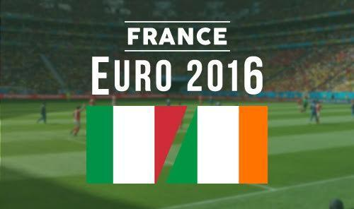 Italy v Republic of Ireland - Euro Cup 2016