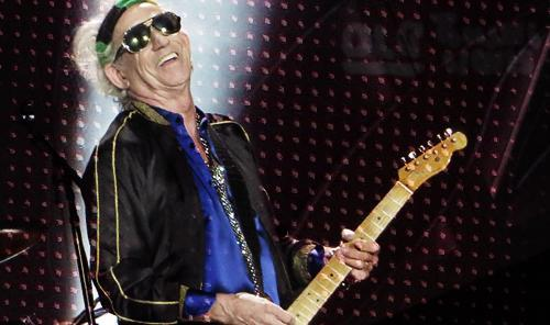 Rolling Stones Colombia