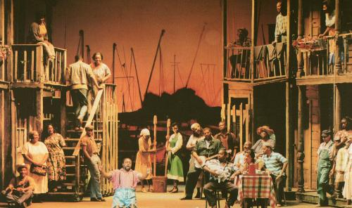 Porgy and Bess Milano