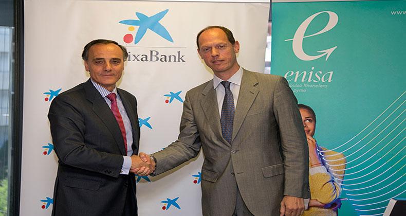 financiacion pymes emprendndedores enisa caixabank