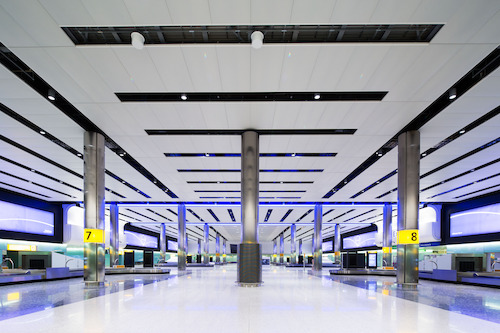 Brussels Airlines Relocates To Brand New Queen S Terminal