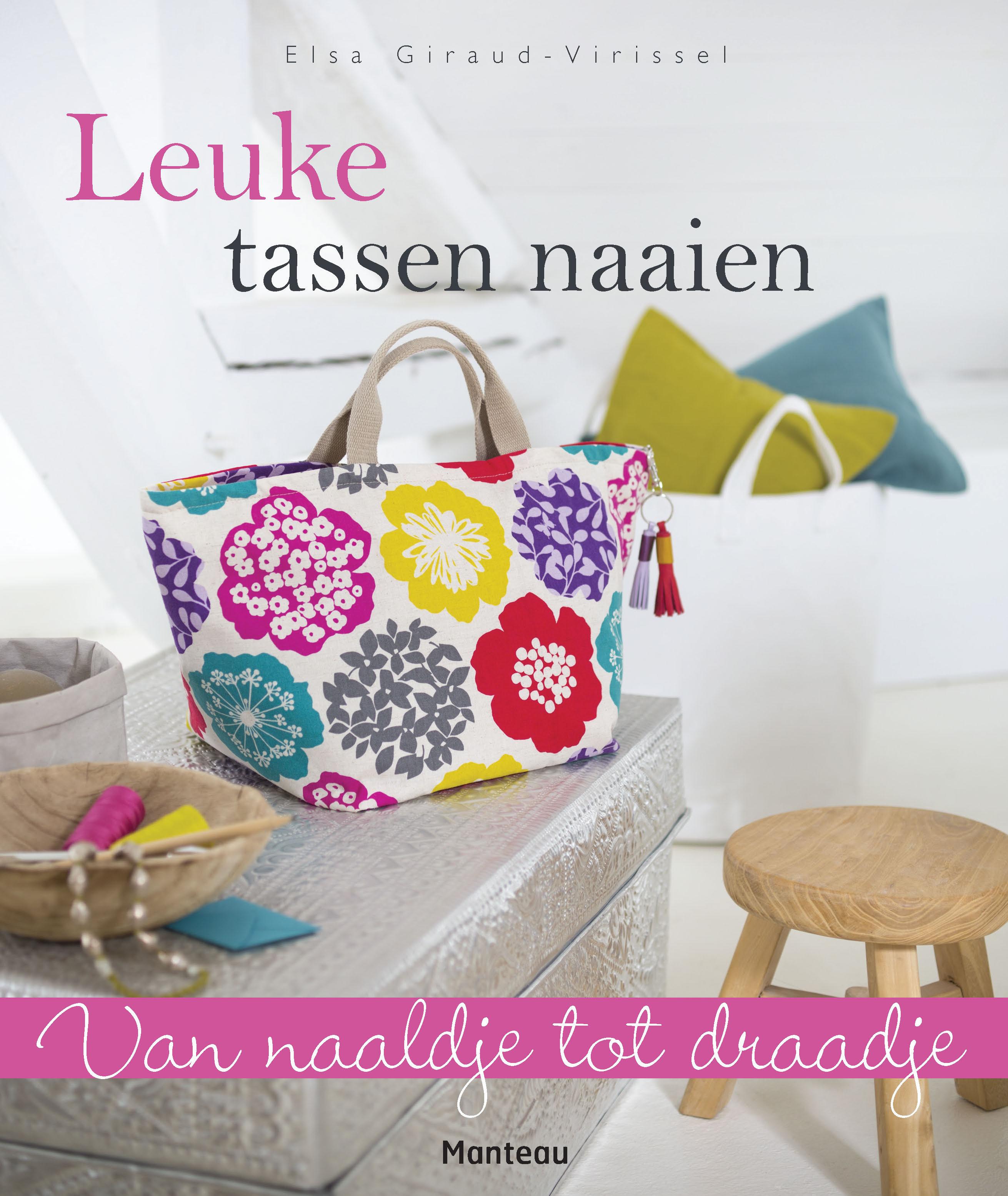 Zelf Tassen Ontwerpen : Leuke tassen naaien