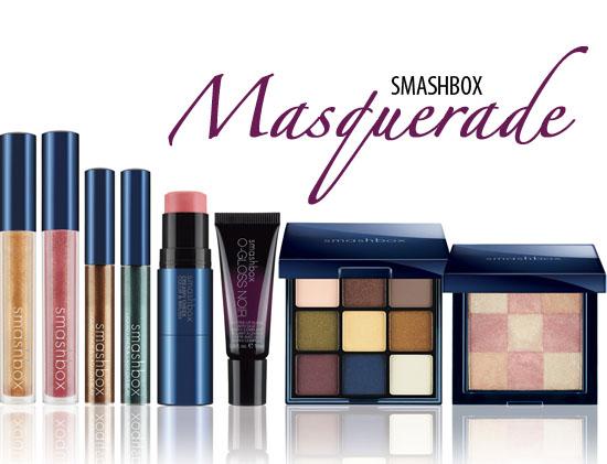 smashbox Masquerade Group Shot