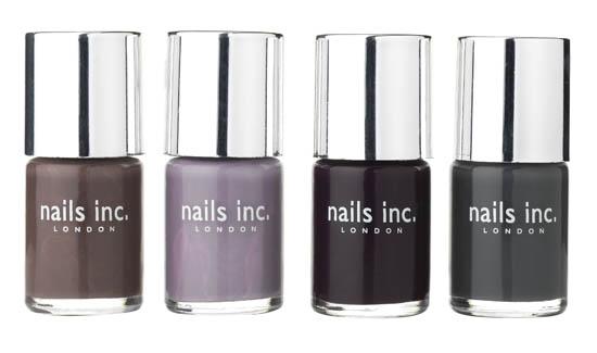 Nails Inc Autumn 2010