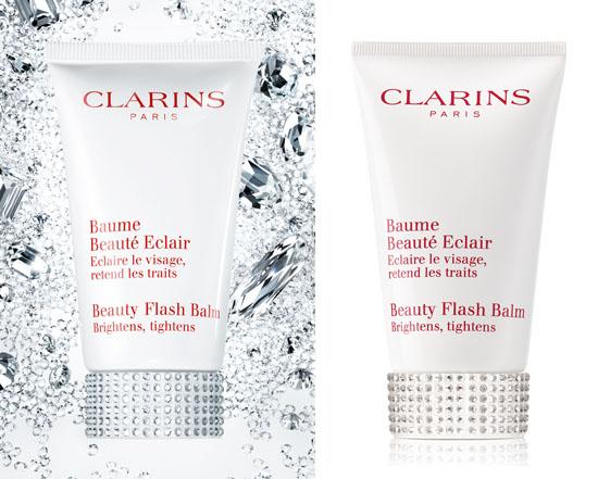 clarins beauty flash balm 30 anniversary tube